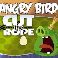 Angry Birds - Cut The Rope