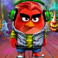 Angry Birds Summer Break