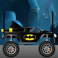 Batman Monster Truck Challenge