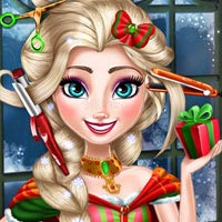 Elsa Christmas Real Haircuts