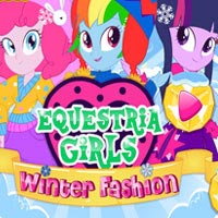 Equestria Girls Winter Fashion 2
