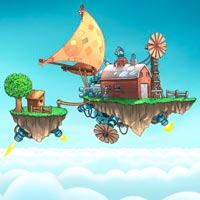Flying farm