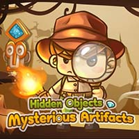 Hidden Object: Mysterious Artifact
