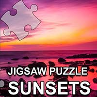 Jigsaw Puzzle: Sunsets