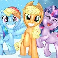 My Little Pony New Year Party