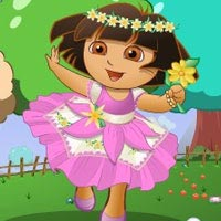 New Dora Flower World