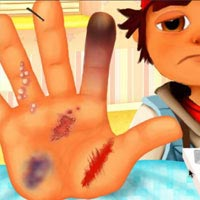 Subway Surfers Hand Doctor