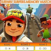 Subway Surfers: Memory Match