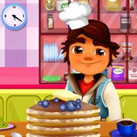 Subway Surfers Pancakes
