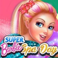 Super Barbie Spa Day