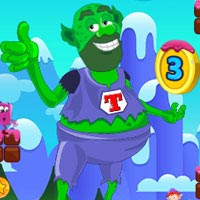 Super Troll Candyland Adventures