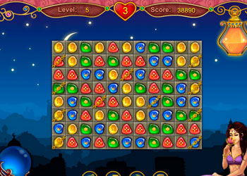 Play 1001 Arabian Nights online - Screenshot 1