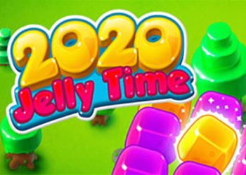 Play 2020! Jelly Time online - Screenshot 1