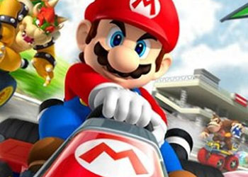 Play 3D Mario Racing online - Screenshot 1
