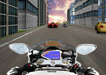 Play 3D Speed Bike online - Screenshot 2