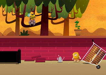 Play Adam and Eve love quest online - Screenshot 2