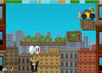 Play Amigo Pancho 2 online - Screenshot 1