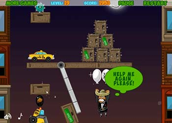 Play Amigo Pancho 2 online - Screenshot 2