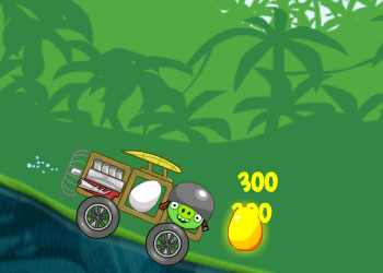 Play Angry birds - rocket jet online - Screenshot 2