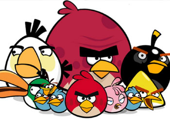 Play Angry Birds online - Screenshot 1