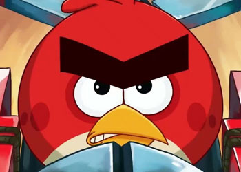 Play Angry Birds Car Revenge online - Screenshot 1