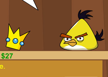 Play Angry Birds Double Fishing online - Screenshot 2