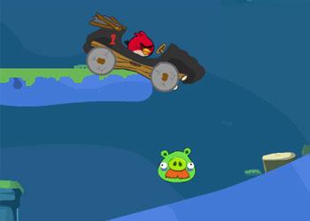 Play Angry Birds Go online - Screenshot 2