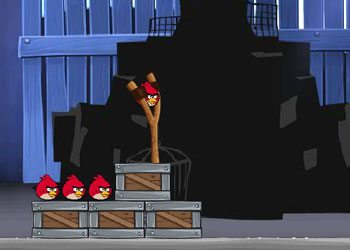 Play Angry Birds Rio online - Screenshot 2