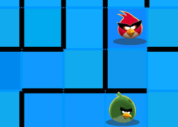 Play Angry Birds Space Maze online - Screenshot 2