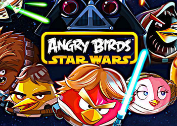 Play Angry Birds Star Wars online - Screenshot 1
