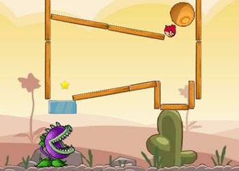 Play Angry Birds vs Plants online - Screenshot 2