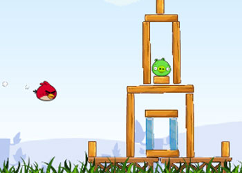 Play Angry Birds World online - Screenshot 2