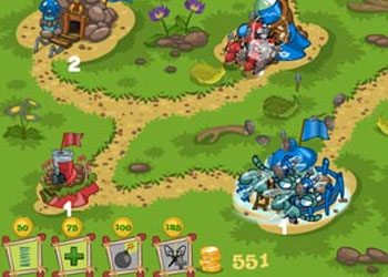 Play Ants Warriors online - Screenshot 2