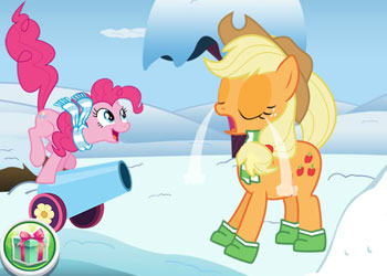 Play Applejack: Flu Treatment online - Screenshot 2