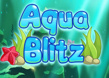 Play Aqua Blitz online - Screenshot 1