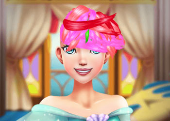 Play Ariel Hairdresser online - Screenshot 2