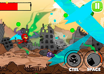 Play Attack On Fatboy online - Screenshot 1