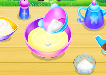 Play Baby Animal Cookies online - Screenshot 2