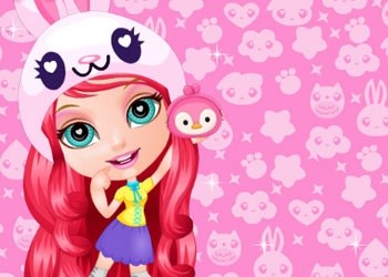 Play Baby Barbie Kawaii Crush online - Screenshot 2