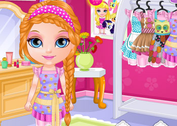 Play Baby Barbie Little Pony Cupcakes online - Screenshot 2