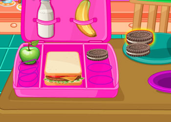 Play Baby Elsa Goes To School online - Screenshot 2