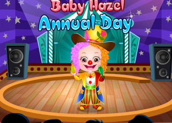 Play Baby Hazel Annual Day online - Screenshot 1