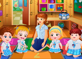 Play Baby Hazel Annual Day online - Screenshot 2