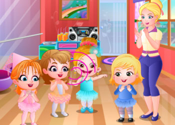 Play Baby Hazel Ballerina Dance online - Screenshot 1