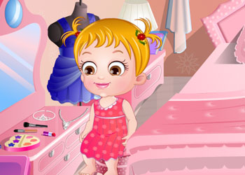 Play Baby Hazel Birthday Party online - Screenshot 2