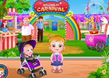 Play Baby Hazel Carnival Fair online - Screenshot 2