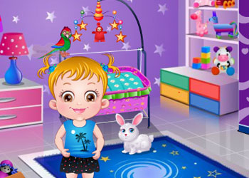 Play Baby Hazel Cooking Time online - Screenshot 2