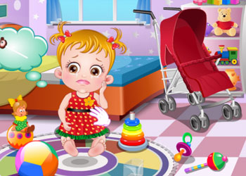 Play Baby Hazel Dental Care online - Screenshot 2