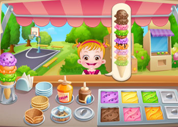 Play Baby Hazel Dream World online - Screenshot 1