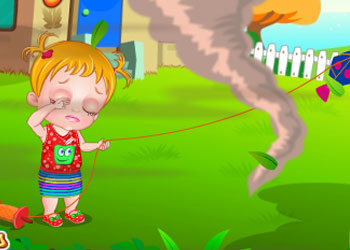 Play Baby Hazel Eye Care online - Screenshot 1